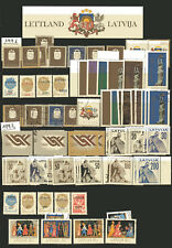 Lettland - Sammlung 1991-2011**/gest. Mi.-450,00€