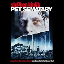 Pet Semetary - Expanded Score - Limited 2000 - Elliot Goldenthal