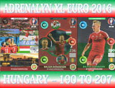 Panini Hungary Football Trading Cards Euro 2016 Event