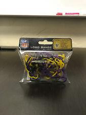 50 packs New Orleans Saints Logo Bandz - 20pc/pack Silly Bands Liquidation