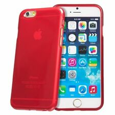 Red Fitted Cases/Skins for iPhone 6