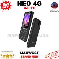 Maxwest Neo 4G (GSM UNLOCKED) Dual Nano Sim LTE Bluetooth T-Mobile Metro AT&T
