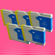 5P LC51C CYAN INK CARTRIDGE FOR BROTHER DCP 130C 340C