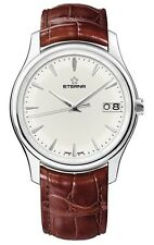 Eterna Men's 7630.41.61.1185 Vaughan Swiss Automatic steel Big Date Watch