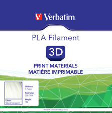 3d Printer Filament Verbatim Abs Transparent High Quality Materials