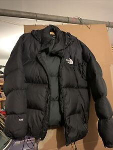 The North Face TNF 700 Puffer Jacket Men's Size XL/TG