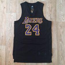 La Lakers Kobe Bryant jersey 24 Black Mamba Limited Edition Swingman NBA Nuovo con etichette S