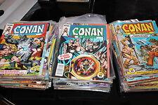 Conan volumen 1 Lote Avanzado 120 numeros Forum Tambien sueltos