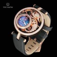 Watch Star Women's DivaStar Seahorse Swiss Made Diamond & Zirconia Strap Watch