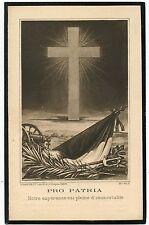 RELIGION / IMAGE PIEUSE /  PRO PATRA