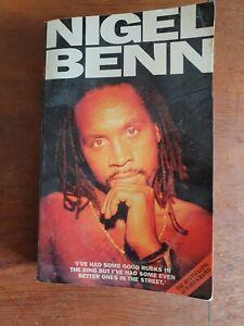 Nigel Benn Autobiography