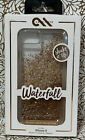 📀 Case-Mate For Apple iPhone 8/7/6s/6 Waterfall Case - Gold