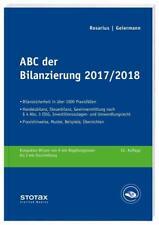 ABC der Bilanzierung 2017/2018 von Lothar Rosarius und Holm Geiermann (2017, Taschenbuch)