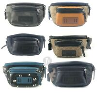 Coach Mens (F75776 F72928) Terrain Belt Leather Fanny Waist Bag