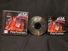 STREET FIGHTER EX PLUS ALFA PS1 PS2 PS3 PLAYSTATION 1 2 3 ITA INTROVABILE GIOCHI