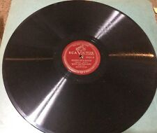 "Ignace Jan Paderewski RCA Victor 12"" 78 RPM # 15421"