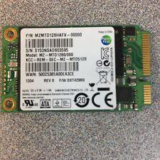 Samsung 128GB mSATA SSD Solid State Drive MZ-MTD1280/000