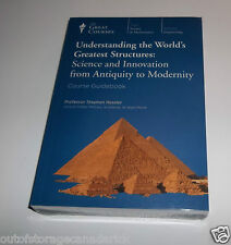 The Great Courses Understanding the World's Greatest Structures - Brand New