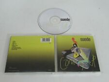 SUEDE/COMING UP(NUDE NUD 485129 2)CD ALBUM