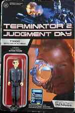 "Terminator 2 - T-1000 with Hole in Head ReAction 3.75"" Action Figure 2015 SCE"