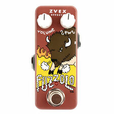 Zvex Effects California Mini Series Fuzzolo Guitar Effect Pedal - Fuzz - New