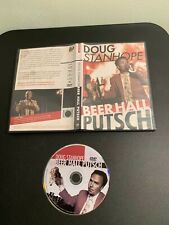 Doug Stanhope Beer Hall Putsch DVD Rare OOP 2013 Stand Up Comedy Special