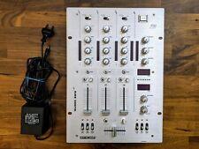Reloop Mischpult RMX 30 BPM Silber - 3 Kanal Mischpult Mixer DJ-Mixer + Netzteil