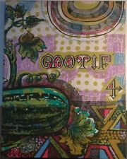 Motif No. 4 March 1960 edited by Ruari McLean Scarfe Lynn Chadwick Fritz Kredel