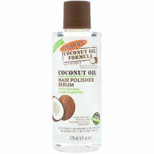 Palmer s  Coconut Oil Formula  Hair Polisher Serum  6 fl oz  178 ml