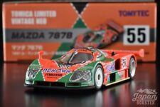 [TOMICA LIMITED VINTAGE NEO 1/64] MAZDA 787B 1991 Le Mans Winner's Car