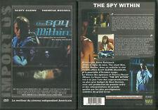 DVD - THE SPY WITHIN avec SCOTT GLENN, THERESA RUSSELL / COMME NEUF - LIKE NEW