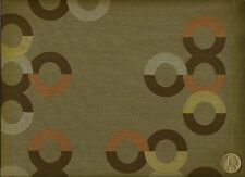 Designtex Signal Mortar Taupe Abstract Contemporary Geometric Upholstery Fabric