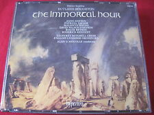 RUTLAND BOUGHTON: THE IMMORTAL HOUR - MELVILLE - HYPERION (2 CD 1987 UK) RARE