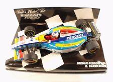 Minichamps Jordan Peugeot 196 R.Barrichello 1/43 neuf boxed MIB