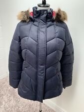 Barbour Ladies Downhall quilt in navy size 14 RRP £189 BNWT