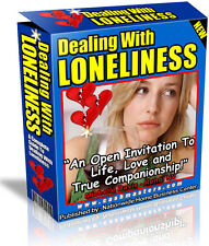 DEALING WITH LONELINESS PDF EBOOK FREE SHIPPING RESALE RIGHTS