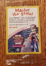 SEALED NEW - The Kids WB Presents Pokemon The First Movie promo card