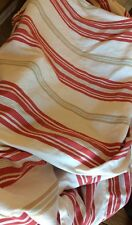 Pottery Barn duvet cover with ties
