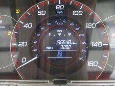 Speedometer Cluster US Market Sedan Sport Fits 2013-2017 HONDA ACCORD