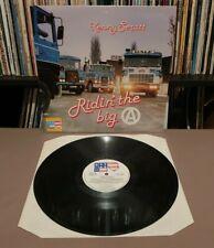 KENNY SERATT Ridin' The Big 'A' Vinyl L.P **1980 UK A1/B1** BRA 1007 - EX/EX