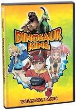 Dinosaur King: Volcanic Panic NTSC, Full Screen, Color, Animat