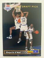 1992-93 SHAQUILLE O'NEAL Upper Deck Rookie #1, Orlando Magic RC   Qty. Available