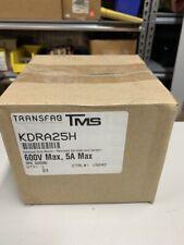 TCI KDRA25H KDR DRIVE REACTOR   W95