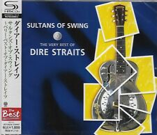 SULTANS OF SWING: VERY BEST OF DIRE STRAITS JAPAN 2012 RMST SHM HIGH FIDELITY CD