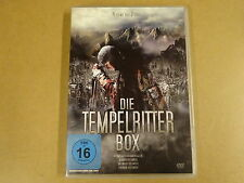 2-DISC DVD / DIE TEMPELRITTER BOX - DIE TEMPELRITTER DER GRAUEN GALEERE - ...