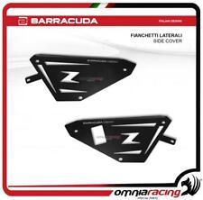 Barracuda coppia fianchetti laterali in alluminio per Kawasaki Z650 2017>