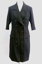 Bon Prix Kensington Dress Black Ladies UK Size 8 box74 12 j