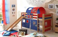 Rote Piraten-Kinder-Bettgestelle ohne Matratze