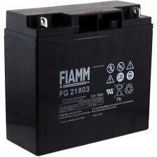 Powery Batería de GEL para SAI APC RBC33 12V 7,2Ah//86Wh Lead-Acid Negro