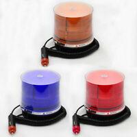 Magnetic 12V Car LED Strobe Warning Light Emergency Vehicle Flashing Beacon Lamp